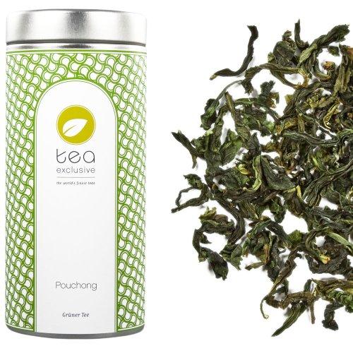 tea exclusive - Pouchong, Grüner Tee, Taiwan, Dose 50g