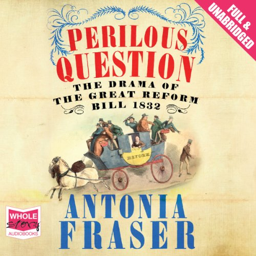Perilous Question audiobook cover art