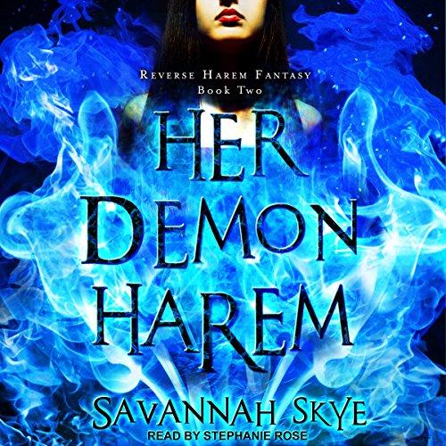 Her Demon Harem - A Reverse Harem Paranormal Romance cover art