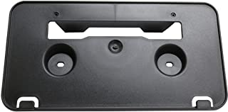 DAT AUTO PARTS Front License Plate Bracket Replacement for 2013-2016 Ford Fusion for All Models Black FO1068145