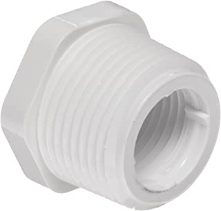 Spears 439 Series PVC Pipe Fitting, Bushing, Schedule 40, 2