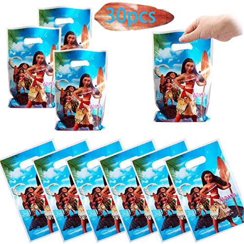 Moana Goodie Bags (Pack of 30)