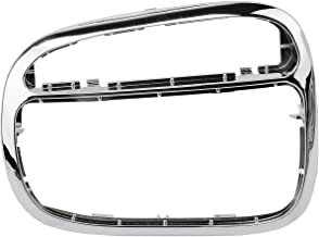 AUTOPA 2032672288 Center Console Auto Transmission Shift Indicator Trim Cover for Mercedes W203 C209 C CLK Class