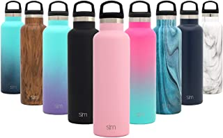 Simple Modern 24oz Ascent Water Bottle - Hydro Vacuum...