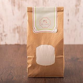 süssundclever.de Reismehl Vollkorn Bio | 1kg | Premium Qualität: hochwertiges Naturprodukt | plastikfrei abgepackt in ökologisch-nachhaltiger Bio-Verpackung | Vollkorn-Reismehl 1000.00