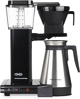 Technivorm Moccamaster 79314 KBGT Coffee Brewer, 40 oz, Black