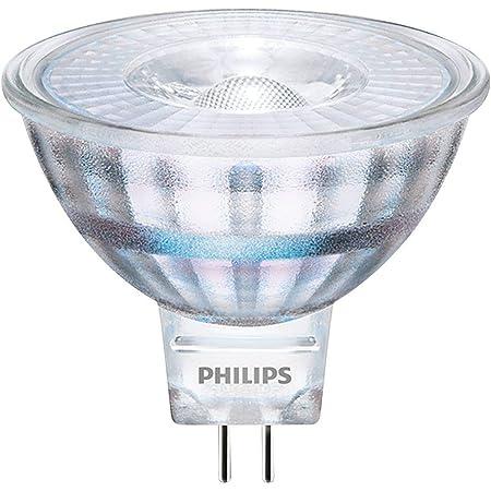 Philips ampoule LED Spot GU5.3 35W Blanc Froid, Verre