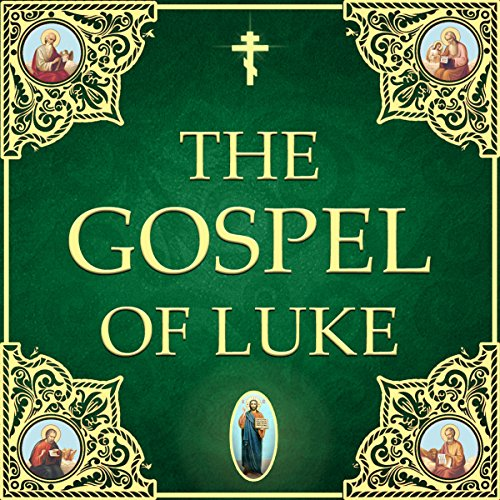 The Gospel of Luke [Russian Edition] audiobook cover art