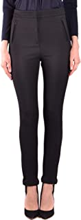 Moncler Luxury Fashion Womens MCBI33455 Black Pants | Season Outlet