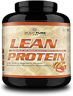 Body Fuse Lean Protein Toasted Coconut Caramel
