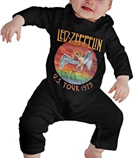 led zeppelin baby clothes