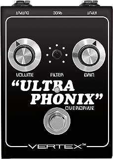 Vertex UltraPhonix Overdrive Pedal