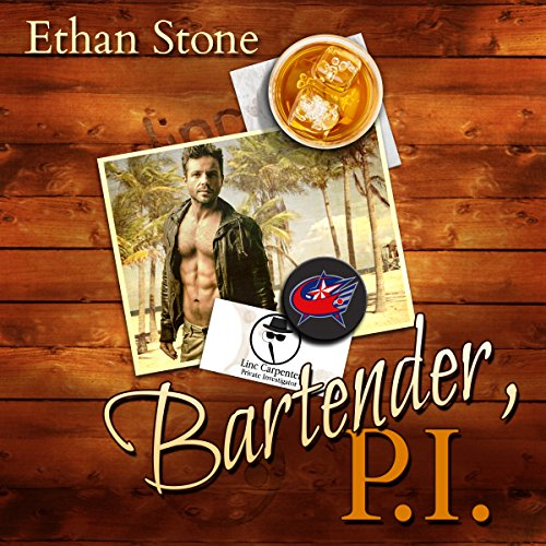Bartender, P.I. audiobook cover art