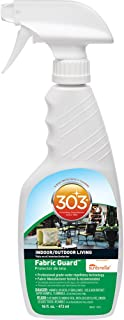 303 (30618) Fabric Guard, Upholstery Protector, Water and Stain Repellent, 16 fl. oz.