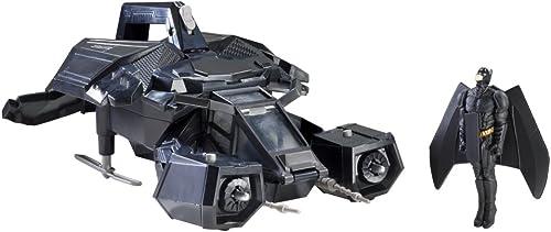 Mattel X2319 - The Bat mit Batman Glider, Fahrzeug inklusive Figur
