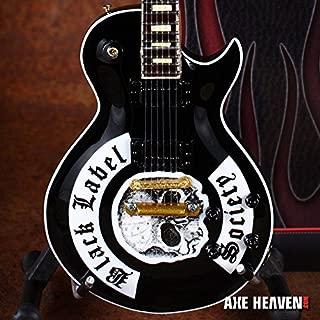 AXE HEAVEN ZW-096 Zakk Wylde BLS Mini Guitar