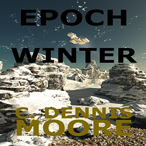 Epoch Winter audiobook cover art