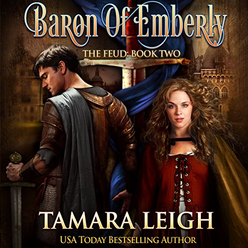 Baron of Emberly audiobook cover art