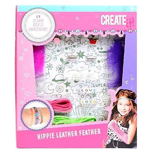 Create_It 64303 Hippe Armbanden Xl, 60+ mnd