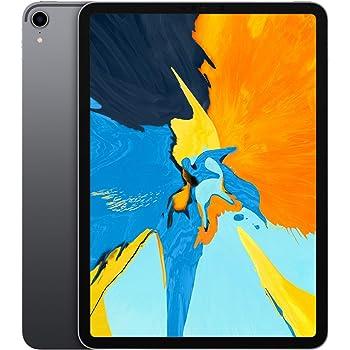 Apple iPad Pro 2018 (11-inch, Wi-Fi, 256GB) - Space Gray (Renewed)