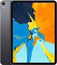 Apple iPad Pro (11-inch, Wi-Fi, 64GB) - Space Gray (Latest Model) (Renewed)