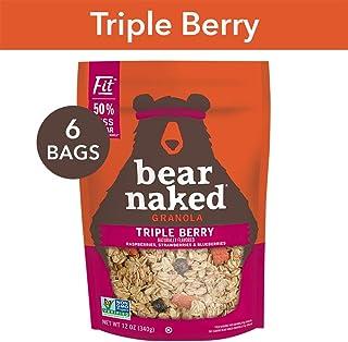 Bear Naked Triple Berry Fit Granola - Non-GMO   Kosher  ...