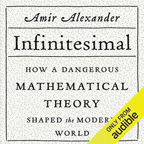 Infinitesimal Audiobook By Amir Alexander cover art