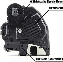 FEXON Door Latch Lock Actuator Power Motor Assembly Rear Right for Toyota 4Runner RAV4 Camry Lexus ES300h ES350 GS300 GS350 Scion xB 69050-06100 931-404
