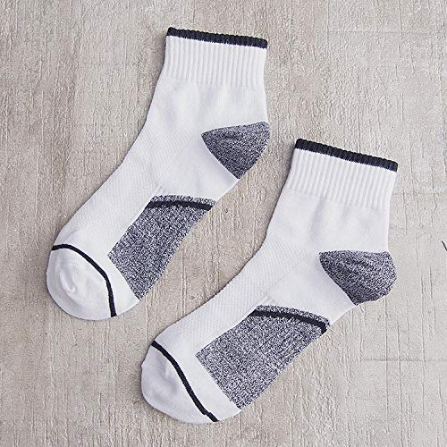 Sokken Katoen Mesh mannen sokken In De Buis Mode Ademende Sport Deodorant 5 Stks