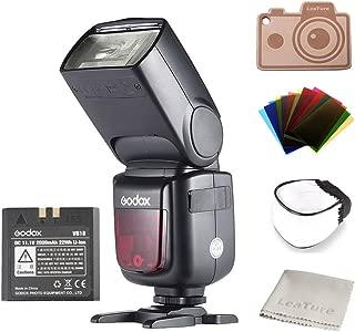 Godox Ving V860II-S 2,4G HSS 1/8000TTL pil Li-ion V860II kamera Flash Speedlite için Sony A7A7R A7S A7II A7RII A58A99A6000A6300fotoğraf makinesi V860II-S V860IIS