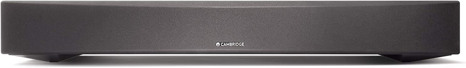Cambridge Audio TV5 (V2) Sound Base with Bluetooth - Black