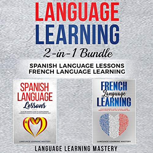 Language Learning: 2-in-1 Bundle  By  cover art