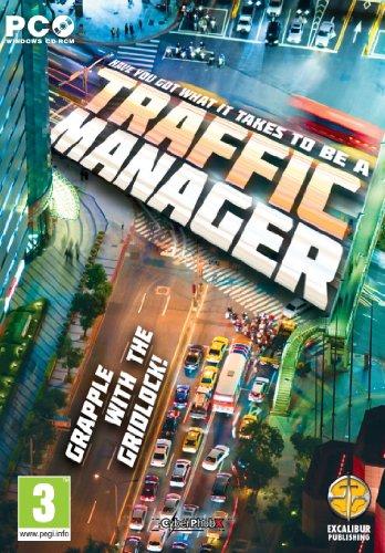 Excalibur Traffic Manager - Juego (ENG, 500 MB, 1024 MB, 1.4 GHz, 128 MB, DirectX 9.0c, CD / DVD)