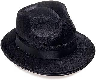 Rhode Island Novelty Blues Brothers Fedora Hat