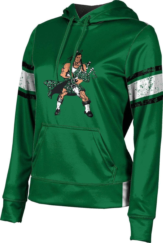 ProSphere Upland High School Girls' Pullover Hoodie, School Spirit Sweatshirt (End Zone)