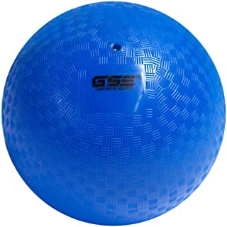 GSE Games & Sports Expert 10-inch Classic Inflatable Playground Balls (5 Colors Available)