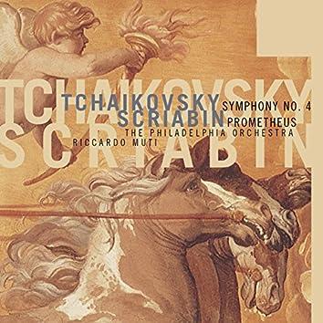 Tchaikovsky: Symphony No. 4 - Scriabin Prometheus