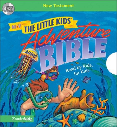 NIRV Little Kids' Adventure Audio Bible