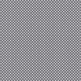 babrause® Baumwollstoff Mini Sterne Grau Webware Meterware
