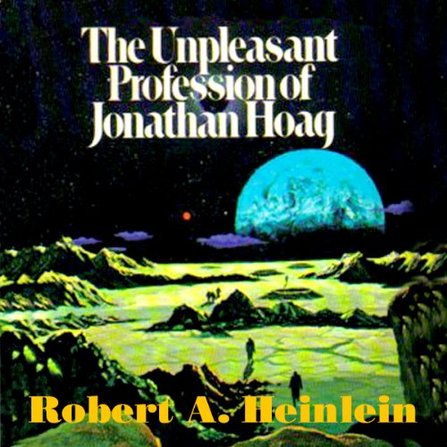 The Unpleasant Profession of Jonathan Hoag cover art