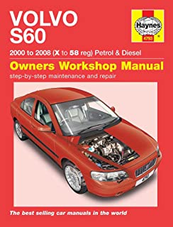 Volvo S60 Petrol and Diesel Service and Repair Manual: 2000 to 2008 (Haynes Service and Repair Manuals)