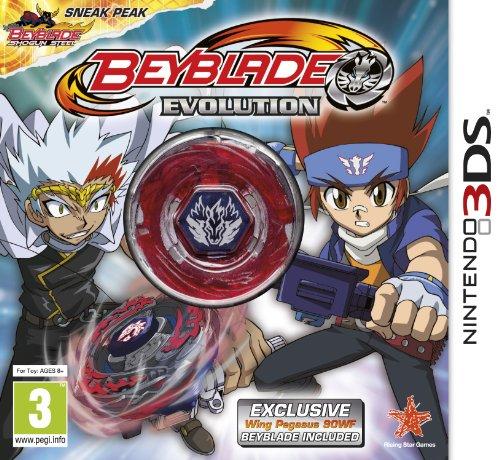 Evolution Pack: Beyblade + Peonza