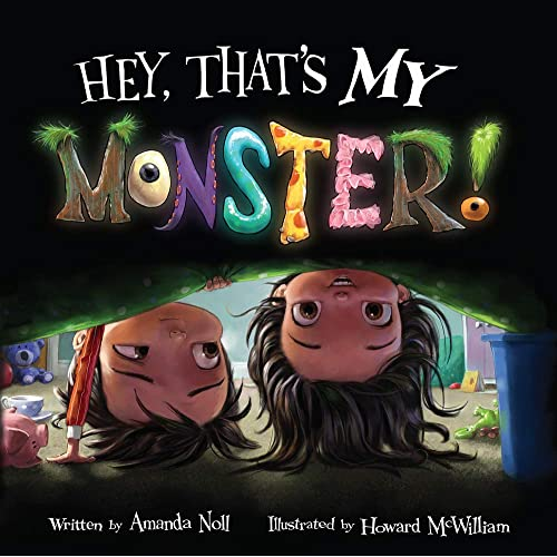 Hey, That's MY Monster! (I Need My Monster)