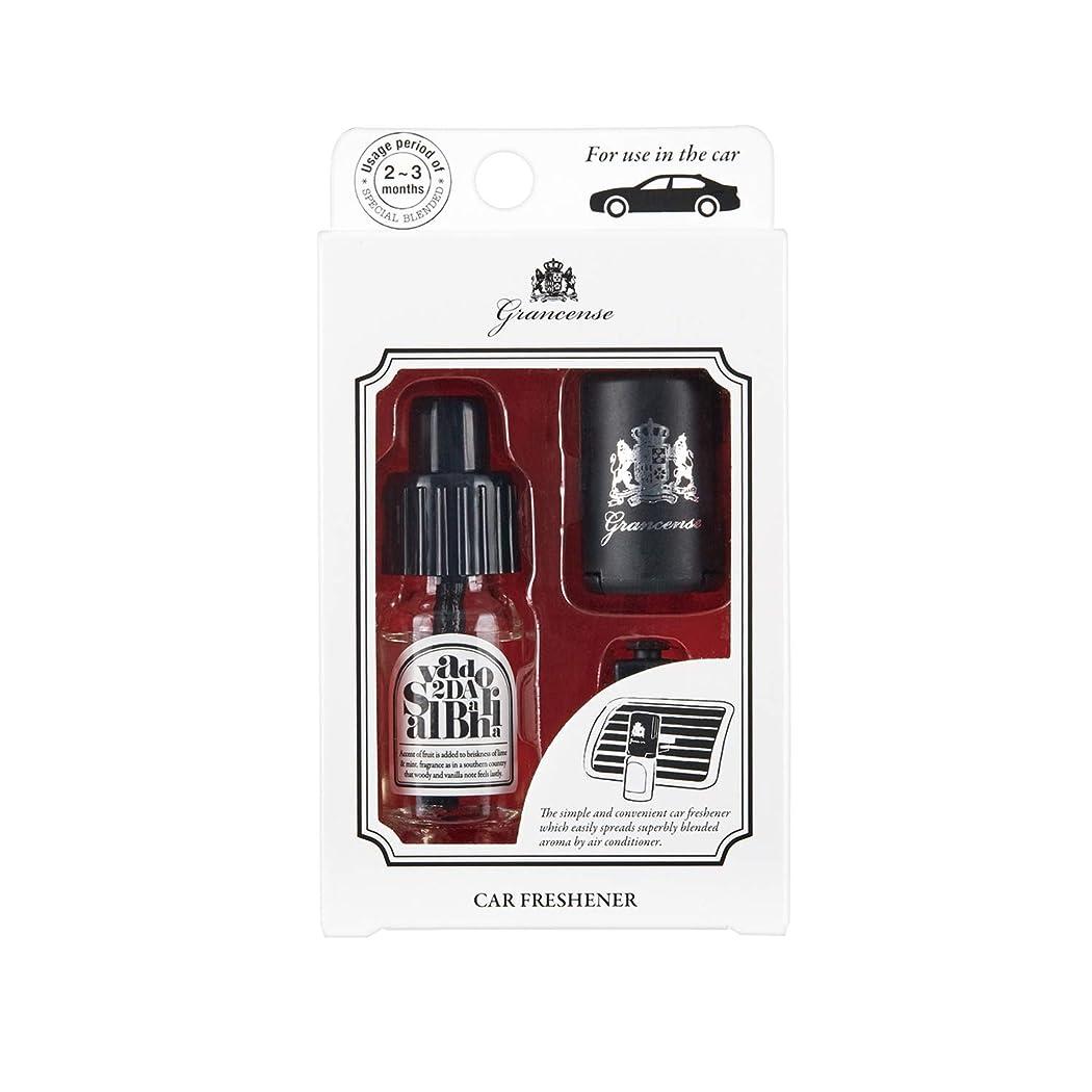 手配するタックテクトニックグランセンス カーフレッシュナー サルバドール 10mL (車用芳香剤 カーディフューザー 2-3ヶ月 日本製)