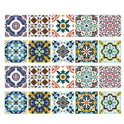 pegatina azulejo fabricante Baoblaze