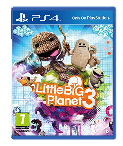 Sony Littlebigplanet 3 PS4 [Import UK]
