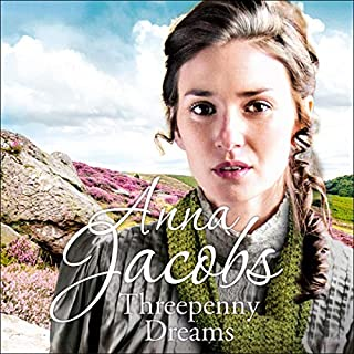 Threepenny Dreams audiobook cover art
