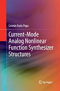 Current-Mode Analog Nonlinear Function Synthesizer Structures