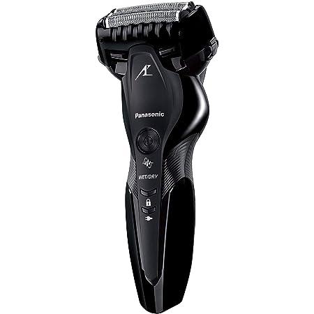 パナソニック ラムダッシュ メンズシェーバー 3枚刃 お風呂剃り可 黒 ES-ST2R-K