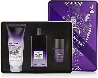 The Body Shop Modern Gent's White Musk Fragrance Kit Gift Set